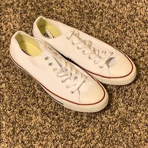 Brand new converse. Size 9.5 men's.